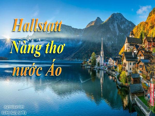 Ghé thăm Thị trấn Hallstatt - Nàng thơ nước Áo