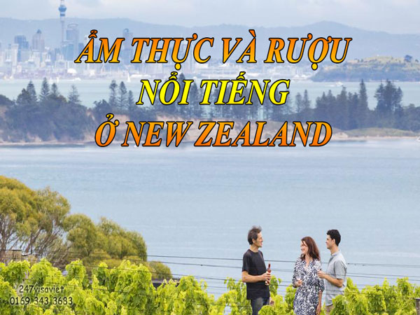 TOP 10 MÓN NGON VÀ RƯỢU Ở NEW ZEALAND