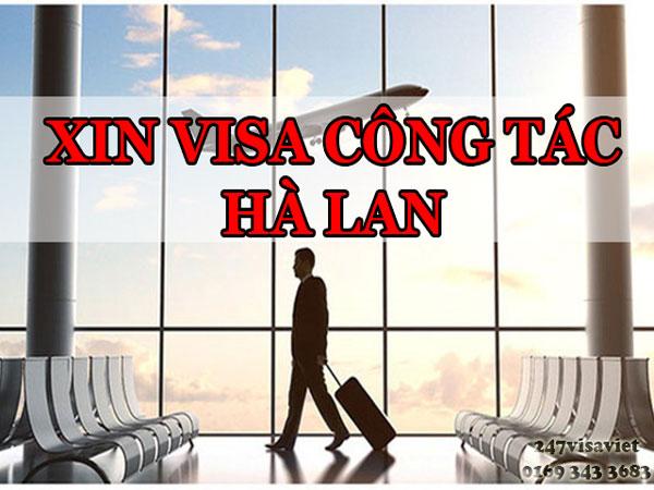 XIN VISA CÔNG TÁC HÀ LAN