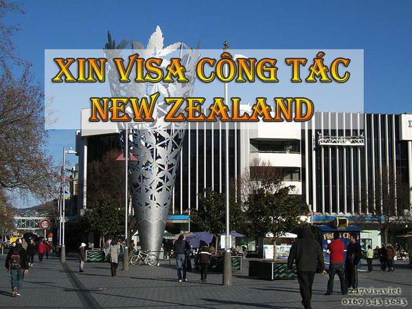 XIN VISA CÔNG TÁC NEW ZEALAND