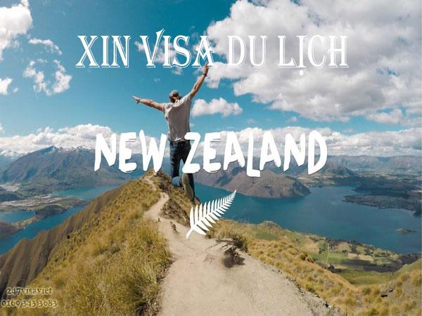 XIN VISA DU LỊCH NEW ZEALAND