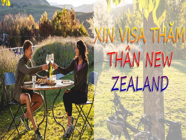 XIN VISA THĂM THÂN NEW ZEALAND